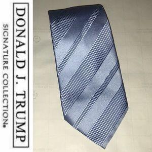 Donald J Trump Signature Tie Men Silk Necktie